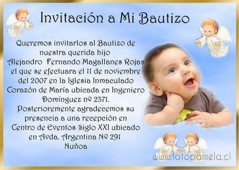 Descargar Invitaciones De Bautizo Editables Gratis Buscar Con Google Invitaciones Bautizo Invitaciones Bautizo Nino Bautizo