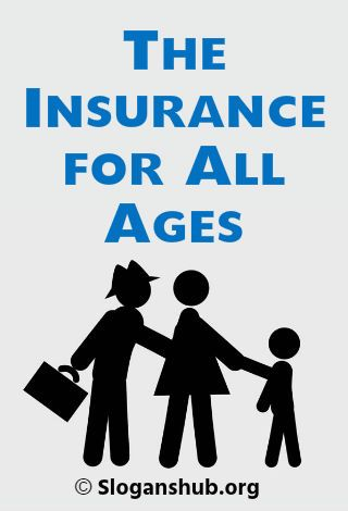 Insurance Agency Slogans