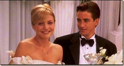 Cameron Diaz In My Best Friend S Wedding 1997 Wedding Movies My Best Friend S Wedding Best Friend Wedding