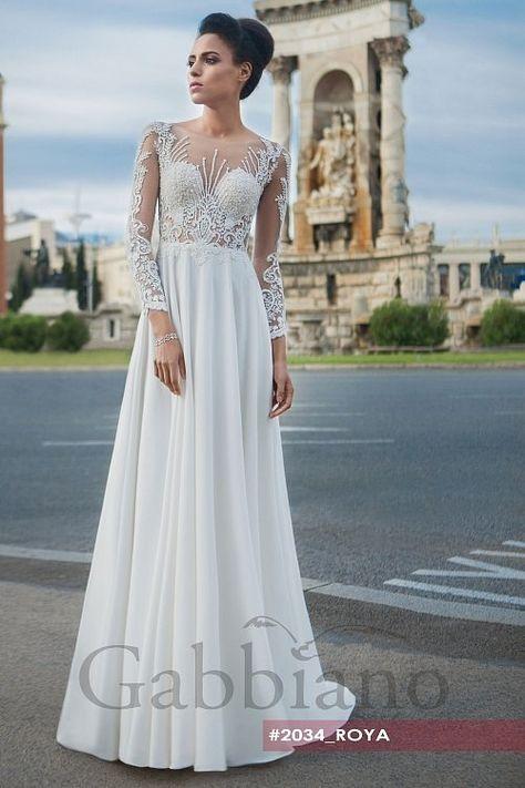 d49212b516 Idealne Suknie Ślubne dla każdej Panny Młodej - Suknie Ślubne Madonna (Strona  Oficjalna) - Suknie ślubne Gabbiano - Salon Mody Ślubnej