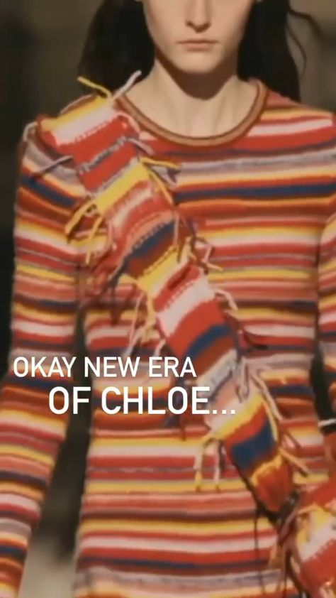 CHLOE FALL 2021 COLLECTION BY GABRIELA HEARST