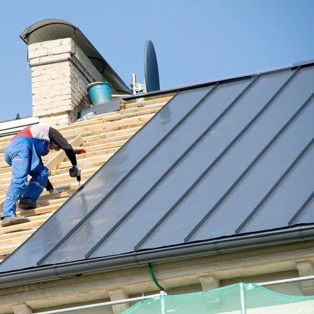 Roofing In Stamford Ct In 2020 Metal Roofing Contractors Metal Roof Roofing