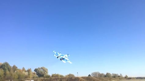Super low flying SU-27 Flanker Су-27 прополз