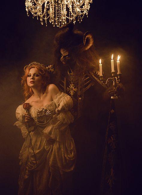 Темные Принцессы и сказочные миры в фотографиях Viona картинки