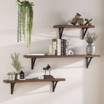 Anneke Wall Shelf In 2020 Shelves In Bedroom Shelf Decor