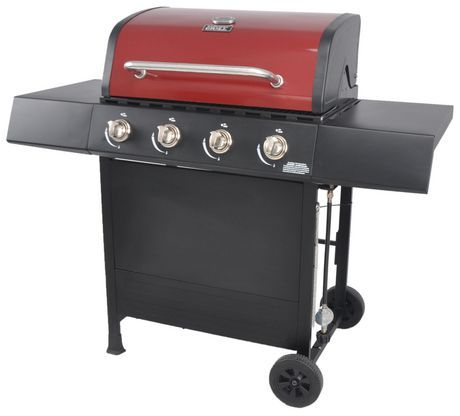 This Backyard Grill 4 Burner Gas Grill Would Be A Great Addition To Your Canada Day Bbq Celebration Find It At Backyard Grilling Gas Grill Propane Gas Grill