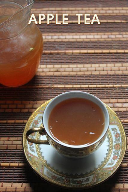 Gesundes Apfel Tee Rezept Apfel Zimt Tee Rezept Apfel Rezepte Tee Rezepte Zimt Apfel