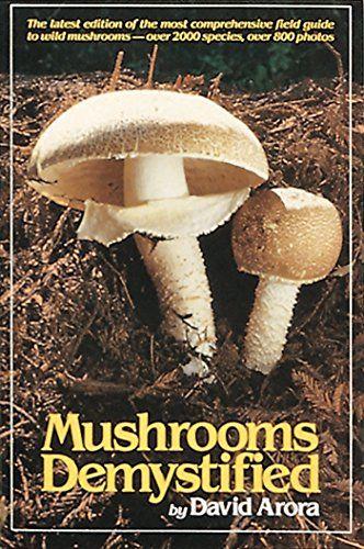 Mushrooms Demystified In 2021 Stuffed Mushrooms Download Books Free Ebooks