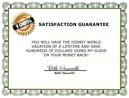 The Ultimate Disney World Savings Guide