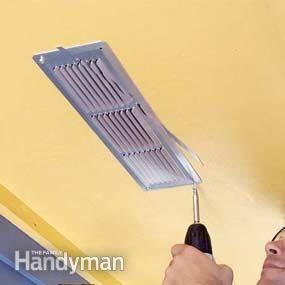 How To Improve Attic Ventilation Attic Ventilation Attic Vents Ventilation