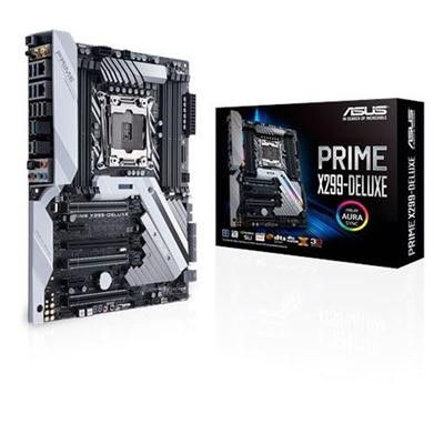 Asus Prime X299 Deluxe Motherboard Prime X299 Deluxe In 2020