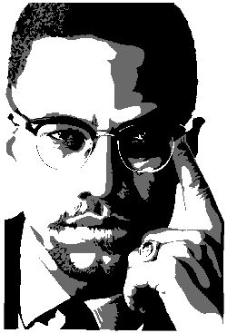 Today marks 50 years to the day that Malcolm X was assassinated. A powerful voice in the civil rights movement, his was a philosophy that was complicated, passionate and not without its wisdom.