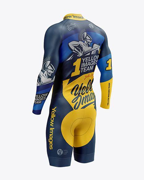 Download Men S Cycling Kit Mockup In Apparel Mockups On Yellow Images Object Mockups Shirt Mockup Clothing Mockup Design Mockup Free