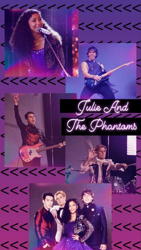 Julie and the phantoms wallpaper