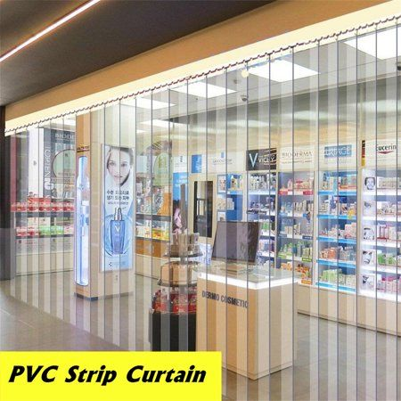 Home Door Stripping Strip Curtains Door Curtains