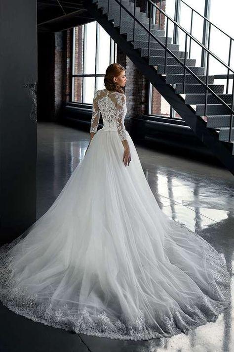 Фото 8790442 в коллекции Свадебные платья - Свадебный ...