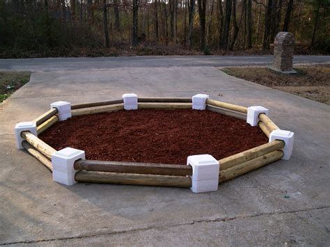 Landscape Timber Ideas