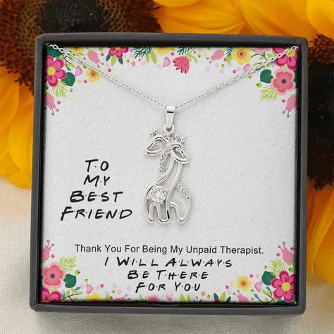 Soul sister gift - Best friend gifts - Birthday box for best friend - Unbiological sister gift - Sister Jewelry