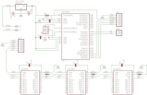 Scoreboard Circuit Diagram Di 2020