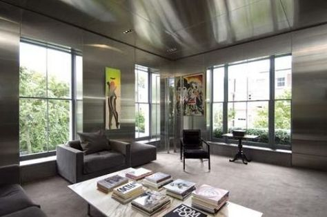 Famous folk at home: Tom Fords homes in London, Paris, Los Angeles and Santa Fe