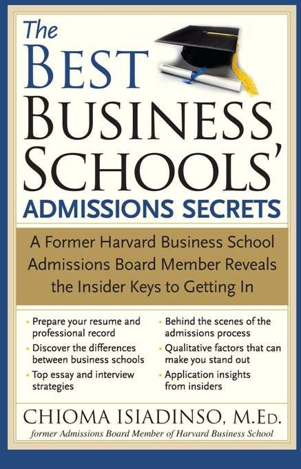 The cutthroat competition to get into the perfect college can - harvard business school resume