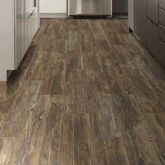 Tile Wood Look Flooring
