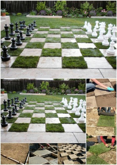 35 Ridiculously Fun DIY Backyard Games That Are Borderline