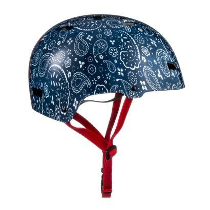 Feed For Target Bike Helmet Blue Paisley Karis Wish List
