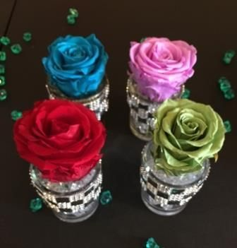 Preserved Roses In New Jersey Usa Preserved Roses Rose Bridal Bouquet