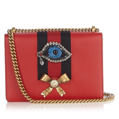ca7a689e97f Gucci Peony Medium Eye Chain Shoulder Red Bag. 10 10 Available now! DM me  for details!  guccipeony  guccibag  guccidionysus  bagoftheday  instastyle  ...