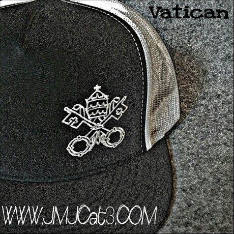 JMJCat3 Vatican Cap