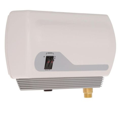 atmor 13kw/240-volt 2.25 gpm electric tankless water heater with