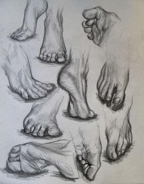 стопа человеческая картинка для рисования версия дебютировала