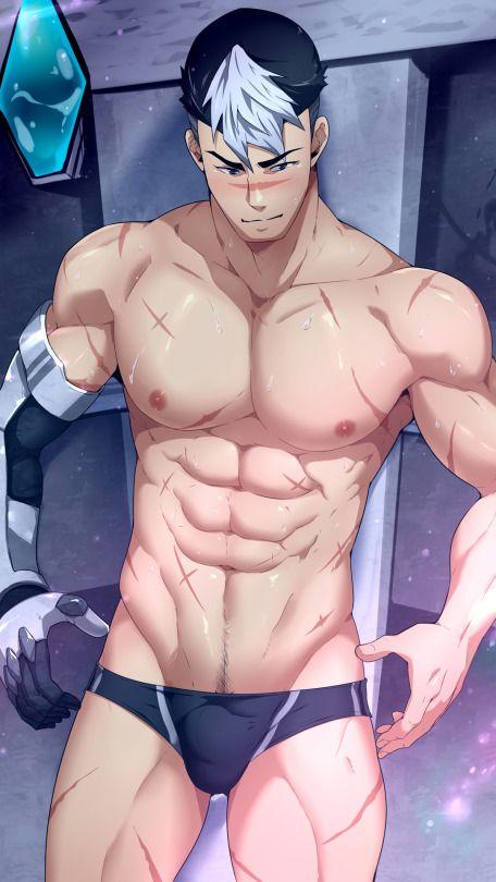 Sex anime Sexy gay