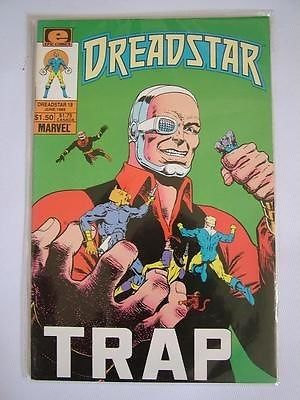 DREADSTAR no.19 June 1985 TRAP Marvel Epic Comics ref12,Please see full description and photo for condition report. Feel free to ask any questions. Thank you., #OtherA-Z