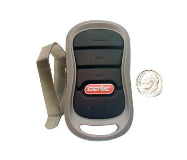 Genie Intellicode 3 Button Remote Geniedoor Garage Genie Garage Door Garage Door Opener Garage Doors