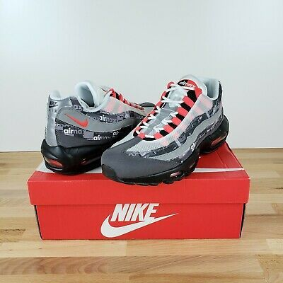 eBay Sponsored) Nike Air Max 95 Atmos We Love Nike Black