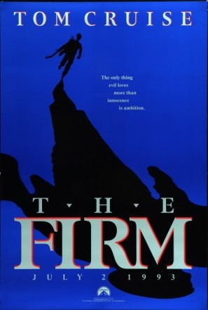 The Firm Poster Id 1466134 Movie Posters Tom Cruise Movie Posters Vintage