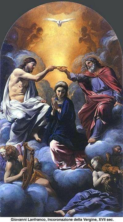 Por Giovanni Lanfranco Siglo Xvii Figuras Religiosas Arte