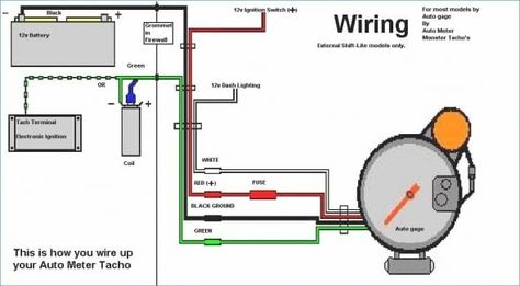 Vw Vdo Tach Wiring Wiring Diagrams Home