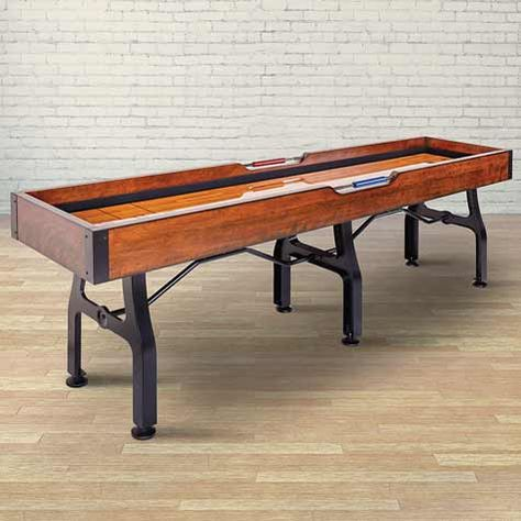 Well Universal Vintage Shuffleboard Table | Costco UK   You Can Actually  Buy On In The UK! | Games | Pinterest | Shuffleboard Table, Costco And  Vintage