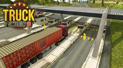 Truck Simulator 2018 Europe Mod Apk Data V1 2 3 Unlimited Money In