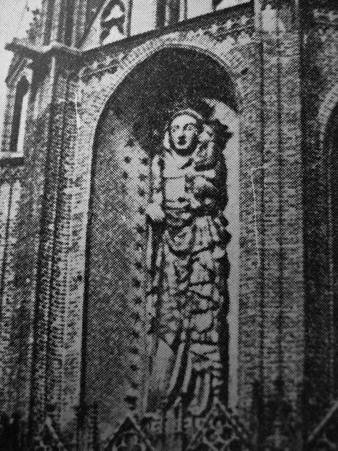 Madonna Malborska 1945