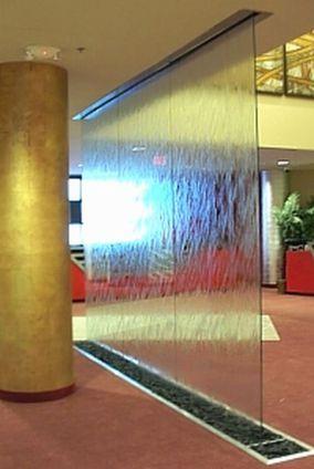 Amazing Modern Indoor Wall Waterfall Design Ideas 43 Indoor