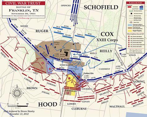 Pinterest Civil War Animated Map on