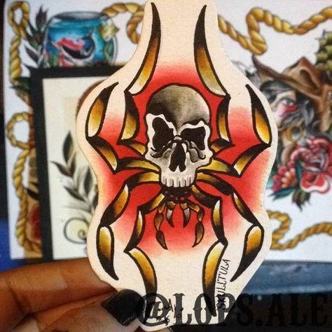 tattooflash Flash skulltula - Legend of...