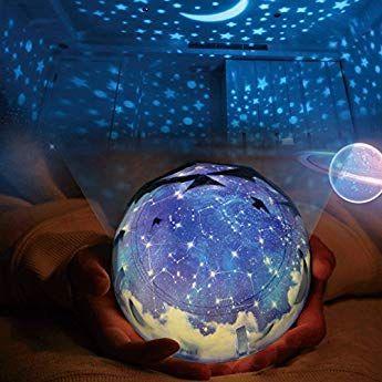Sterne Nachtlicht Projektor Lampe Kind Arfbear Romantische Sternennacht Universum Licht Projektorlampe Fur Zuhause Projektor Geburtstag Dekoration Nachtlicht