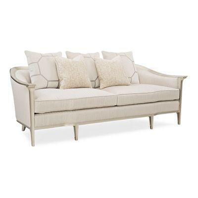 Caracole Eaves Drop Sofa In 2020 Luxury Sofa Caracole Furniture Home Decor