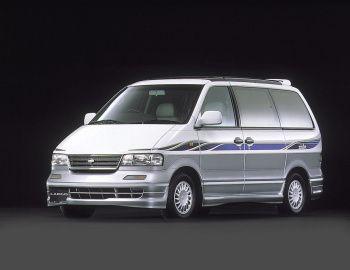 Autech Nissan Largo Highway Star W30 1995 97 In 2020 Nissan Nissan Cars Mini Van