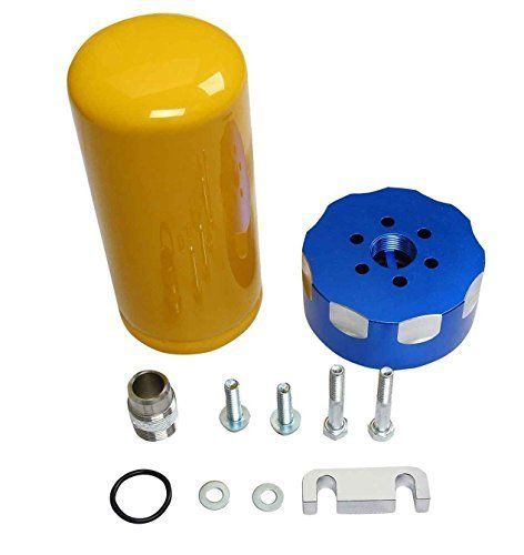 Diesel Coolant Filtration System Cat Filter Adapter Kit Filters
